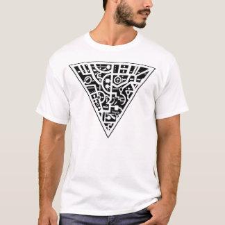 Triangular Glyph One T-Shirt
