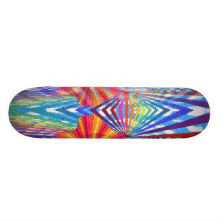 Triangular Momentum Skateboard by CricketDiane