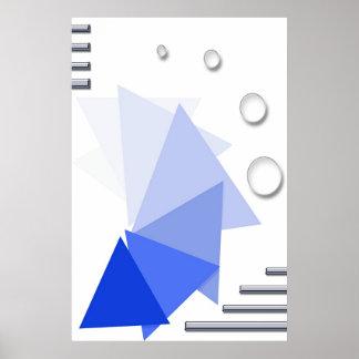 Triangulated Poster