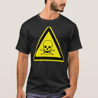 Triangulated Skull & X-Bones T-Shirt