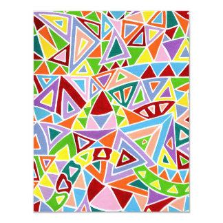 Triangulation Card