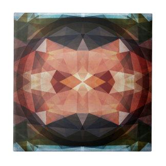 Triangulation Ceramic Tile
