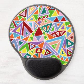 Triangulation Gel Mouse Pad