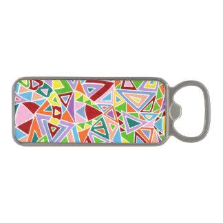 Triangulation Magnetic Bottle Opener