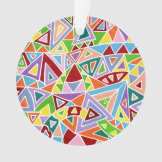 Triangulation Ornament