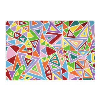 Triangulation Placemat