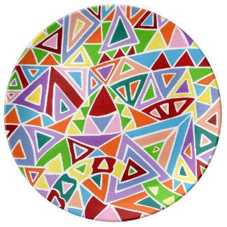 Triangulation Plate