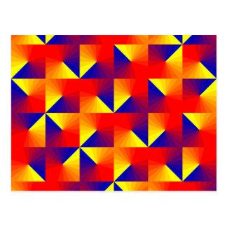 Triangulation Post Cards