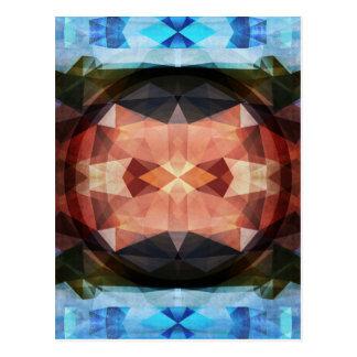 Triangulation Postcard