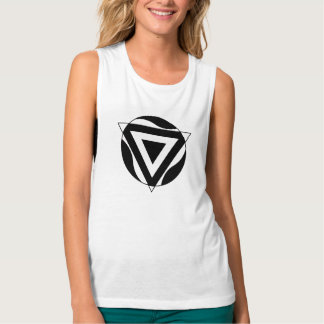 Triangule Tank Top