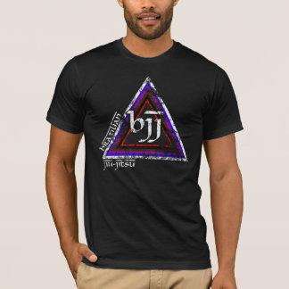 Triángulo de Jiu Jitsu BJJ del brasilen@o Playera