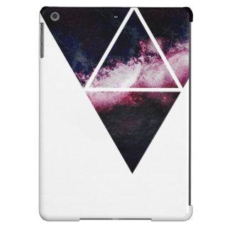 Triángulo de la galaxia funda para iPad air