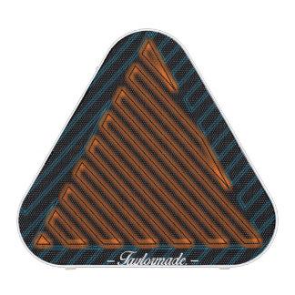 Triángulo del sonido altavoz bluetooth