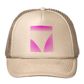 Triángulo simplista gorras de camionero
