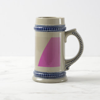 Triángulo simplista taza