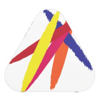 Triángulo Squibles coloreado altavoz de Glamgift