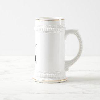 triángulo taza de café