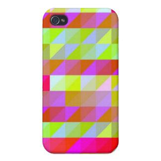 , triángulo, triple, ternario, triangular iPhone 4/4S fundas