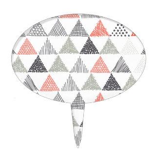 Triángulos Decoraciones De Tartas