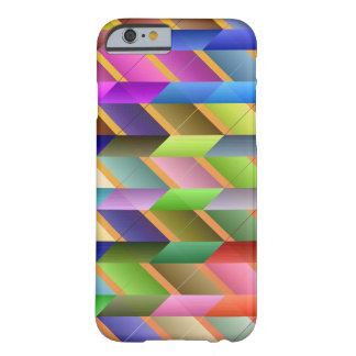 Triángulos articulados funda para iPhone 6 barely there