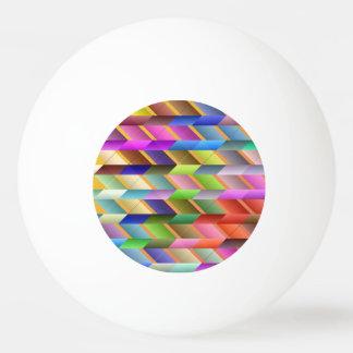 Triángulos articulados pelota de tenis de mesa