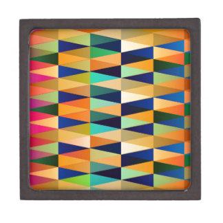 Triángulos Caja De Regalo De Calidad