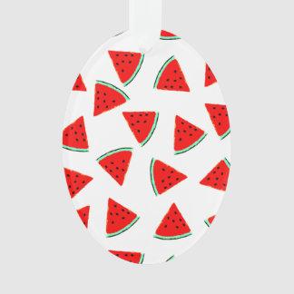 Triángulos del modelo de la sandía