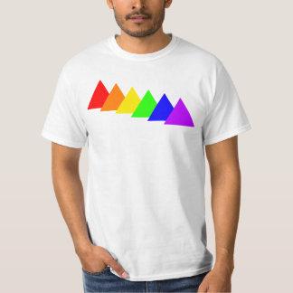 Triángulos del orgullo polera