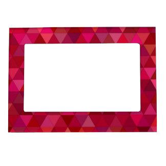 Triángulos sangrientos marcos magneticos