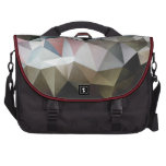 Triángulos texturizados bolsas de ordenador