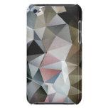 Triángulos texturizados iPod touch cobertura