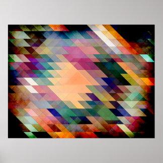 Triángulos y paralelogramos impresiones