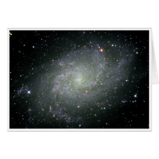 Triangulum Galaxy (M33) Greeting Card