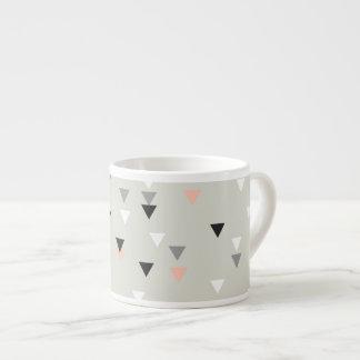 Trianlge mug espresso mugs