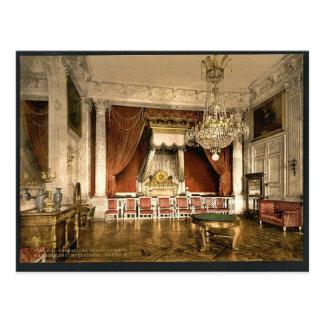 Trianon magnífico, cámara de emperatriz Josephine, Postales
