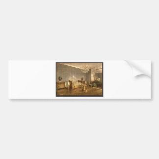 Trianon magnífico, cámara de Napoleon Pegatina Para Auto