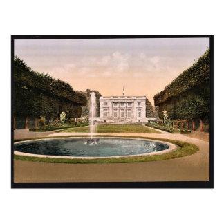 Trianon pequeno, obra clásica Photochr de Versalle Tarjeta Postal