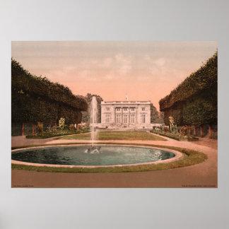 Trianon pequeno, Versalles, Francia Posters