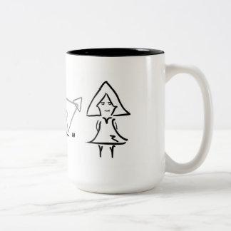 Triante Endless Sip Mug Black