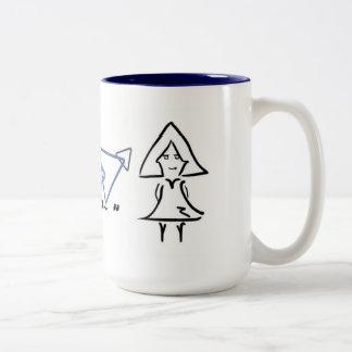 Triante Endless Sip Mug Blue