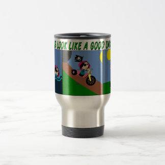 TRIATHALON girl Coffee Mugs