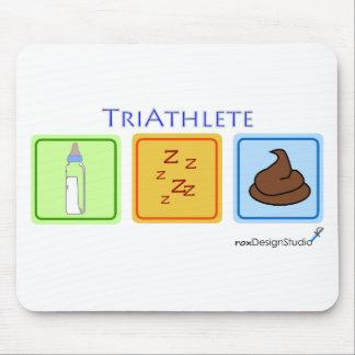 TriAthelete Mouse Pad
