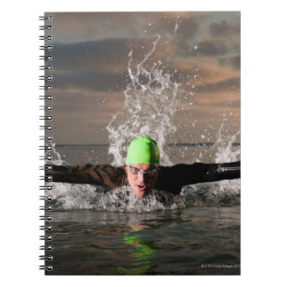 Triathlete 2 notebook