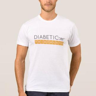 Triathlete diabético: Nadada Camiseta