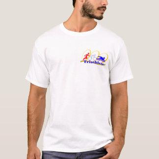Triathlete - Run, Bike, Swimmer Sports T shirt
