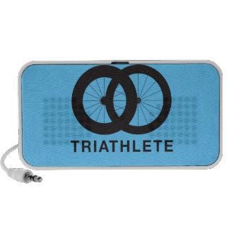 Triathlete tri-athlete triathlon speakers
