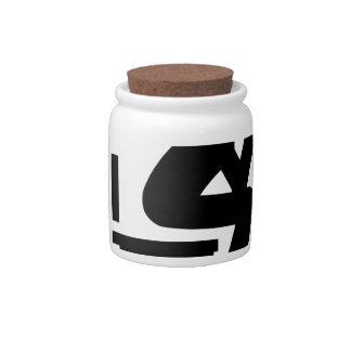 triathlon7 candy jar