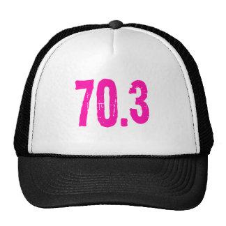 triathlon 70.3 trucker hat