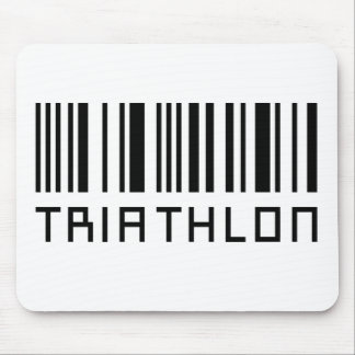 Triathlon 8-Bit Mouse Pad