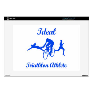 TRIATHLON ATHLETIC designs Skin For Laptop